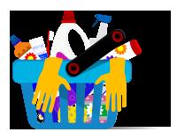 Shop für Hygieneartikel
