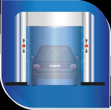 Autowaschanlage TIPTOP